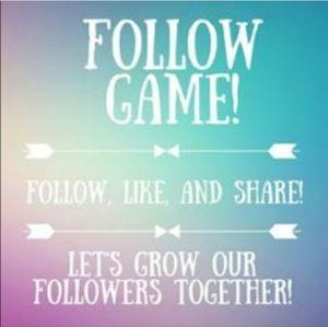 FOLLOW ME GAME!
